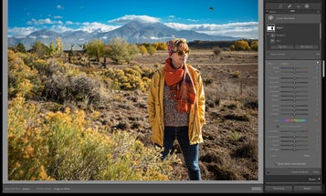 Here's a sneak peek at Adobe's new masking tools for Lightroom and Camera RAW