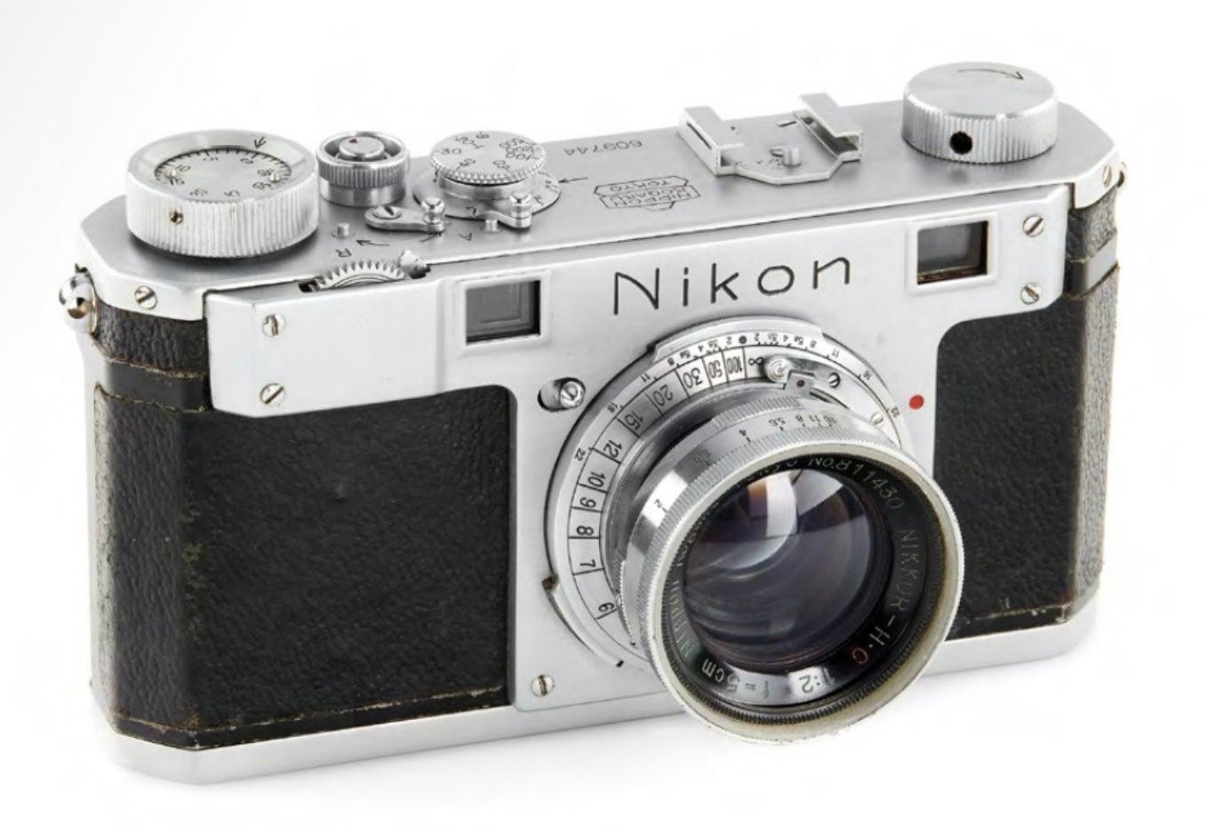 The Nikon One rangefinder