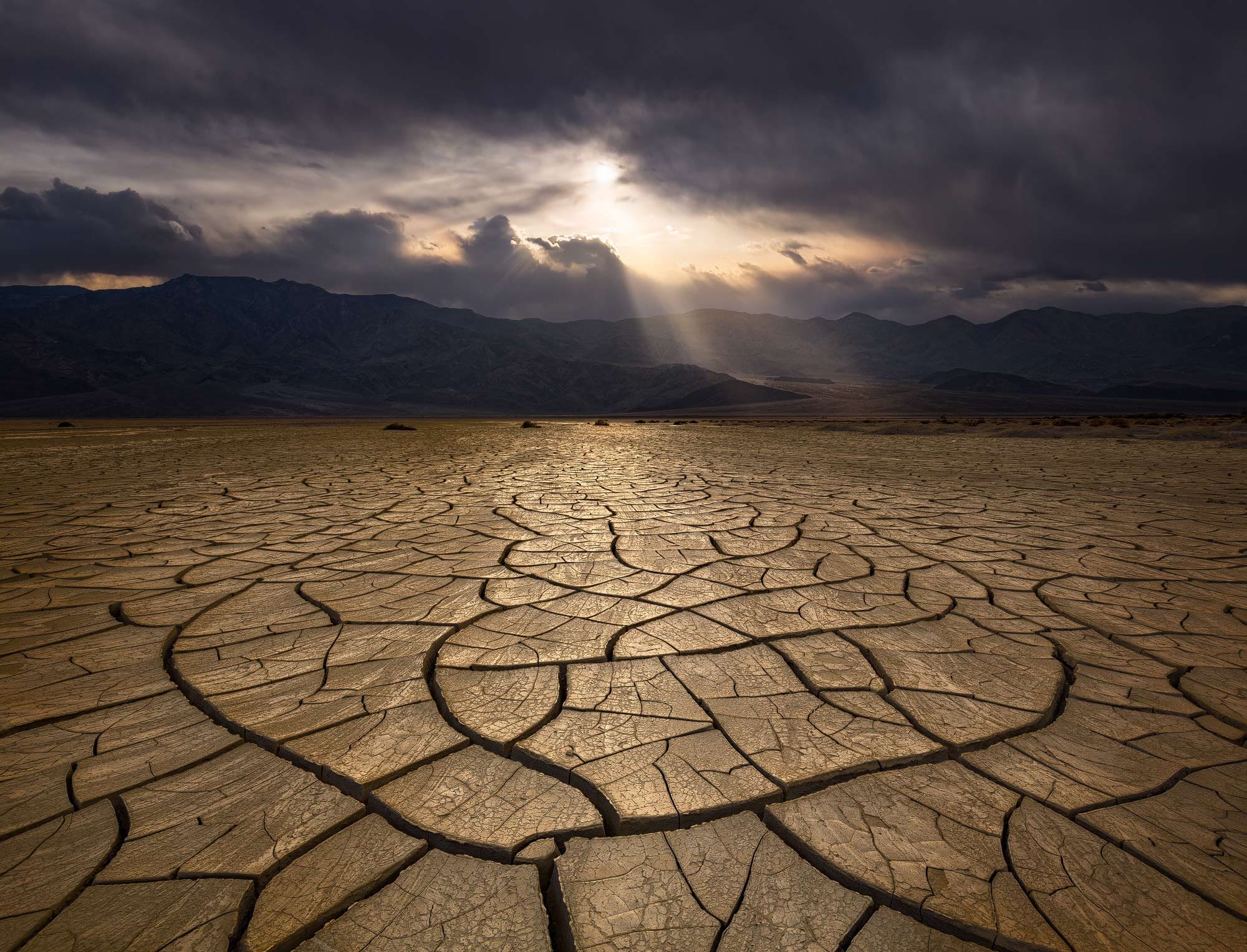 Death Valley National Park, 2016
