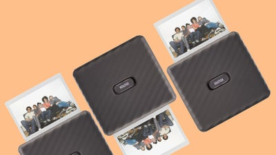 Hands-on: Fujifilm's new Instax Wide smartphone printer proves bigger is better