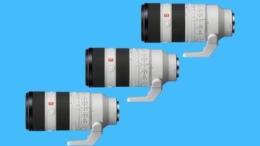 The new Sony FE 70-200mm F2.8 GM OSS II