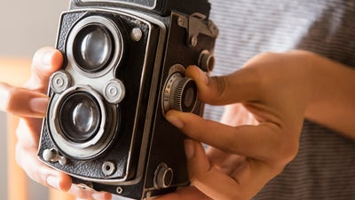 PSA: Vintage cameras aren't bombs and you shouldn't be afraid to travel with one