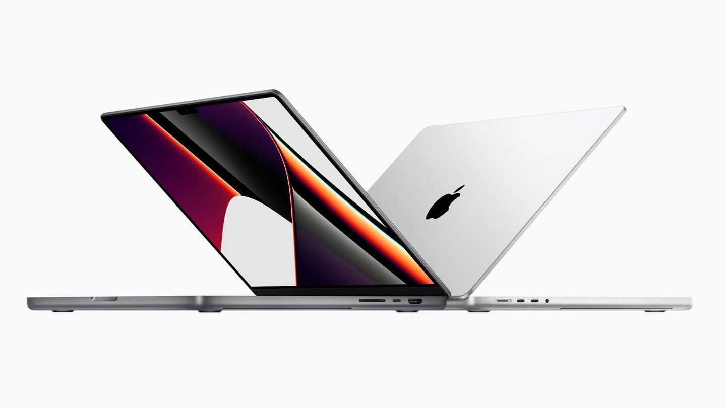 The new 2021 Apple Macbook Pro is here